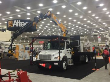 Gierkink op TCI Expo 2016 in Baltimore